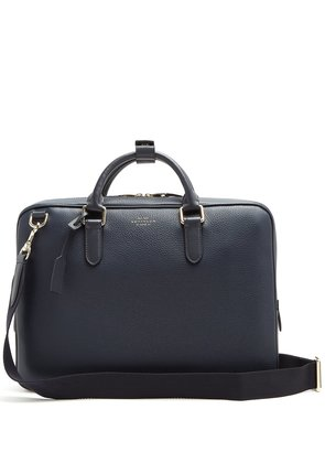 Burlington leather briefcase
