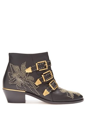 Susanna leather ankle boots