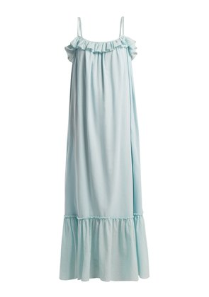 Artemis cotton maxi dress