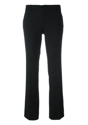 Gucci tailored ankle length trousers - Black