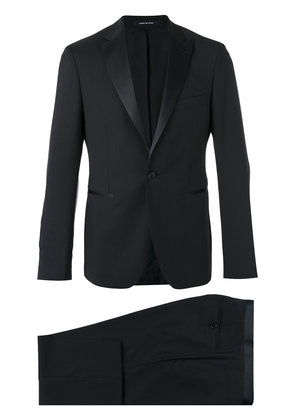 Tagliatore two-piece dinner suit - Black