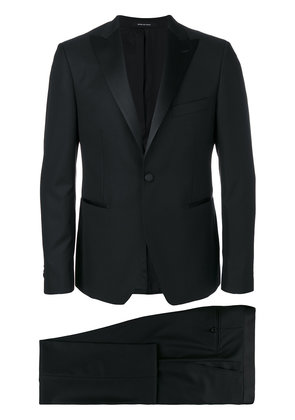 Tagliatore dinner suit - Black