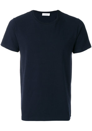 Jil Sander crew neck T-shirt - Blue