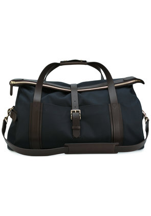 Mismo buckled holdall - Blue