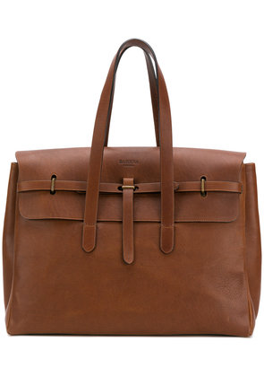 Barena The Calta Cuoio holdall - Brown