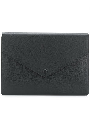 Dolce & Gabbana envelope briefcase clutch - Black