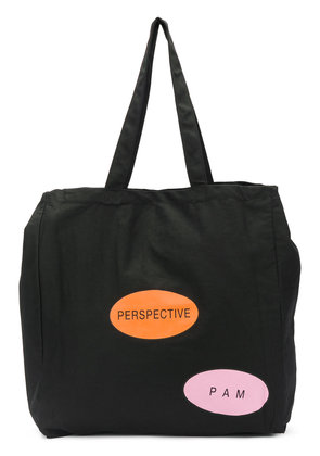 P.A.M. Perspective tote - Black