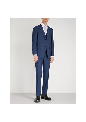 Impeccabile tailored-fit super 140s wool suit