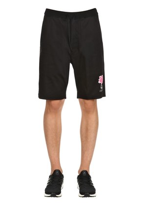 JAMES HARDEN SATIN SHORTS