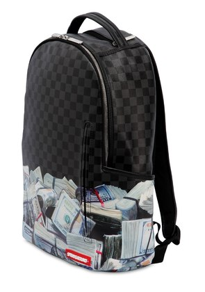 OFF-SHORE ACCOUNT PRINTED BACKPACK
