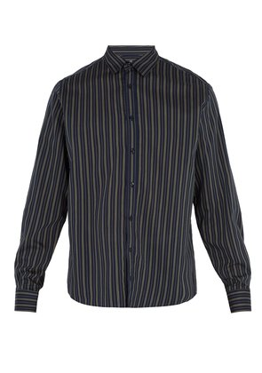 The Jame striped shirt
