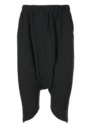 First Aid To The Injured Femur shorts - Black