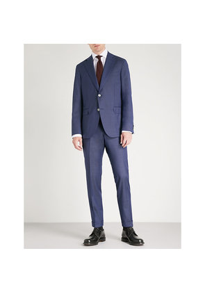 Ferry slim-fit wool suit
