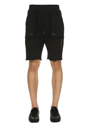 SLIM OZONE GENERATOR SWEAT SHORTS