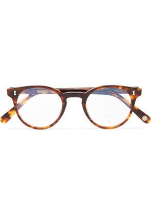 Herbrand Round-frame Tortoiseshell Acetate Optical Glasses