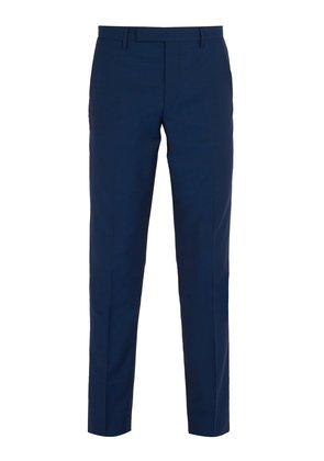 Classic suit trousers