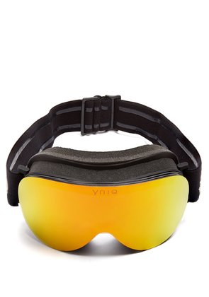 Model Two extended-vision ski goggles