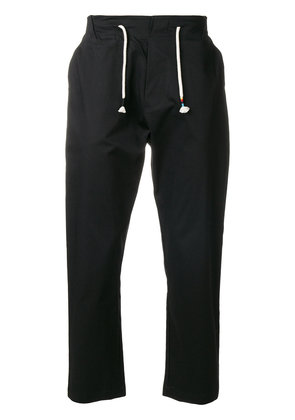 The Silted Company cropped trousers - Black