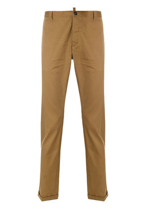 Dsquared2 classic chinos - Brown