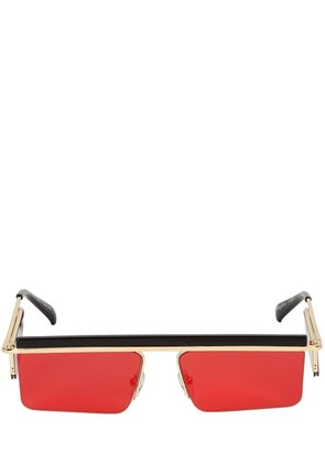 THE FLEX MIRRORED SUNGLASSES