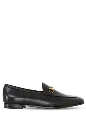 10MM JORDAN HORSEBIT LEATHER LOAFERS