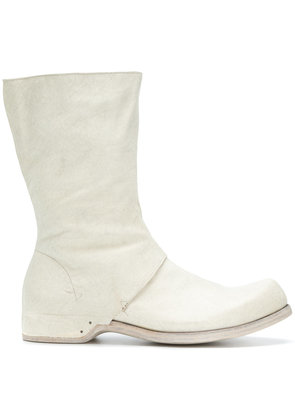 Individual Sentiments Sid boots - Nude & Neutrals