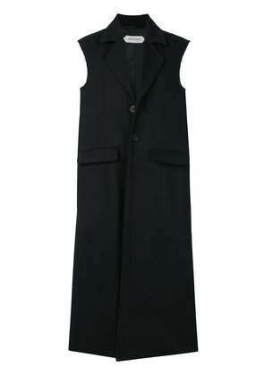 Namacheko long vest - Black