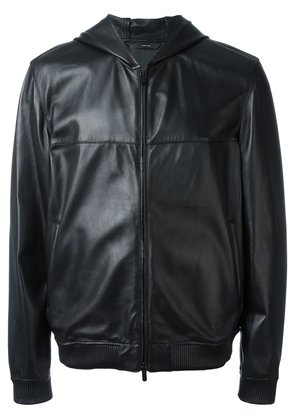 Fendi hooded jacket - Black
