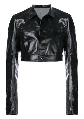 Rick Owens Little Joe jacket - Black