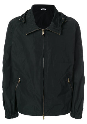 Tomas Maier sporty nylon jacket - Black