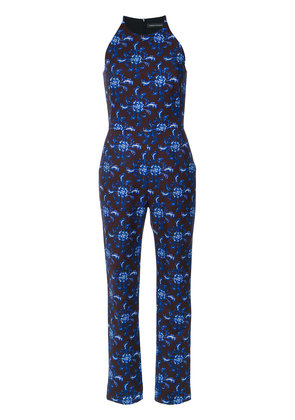 Andrea Marques abstract print jumpsuit - Unavailable