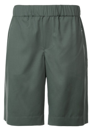 A Kind Of Guise zip pocket bermuda shorts - Green