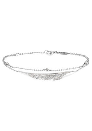Stephen Webster - Magnipheasant 18-karat White Gold Diamond Bracelet - one size