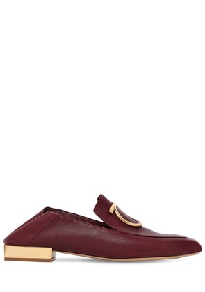 20MM LANA LEATHER LOAFERS
