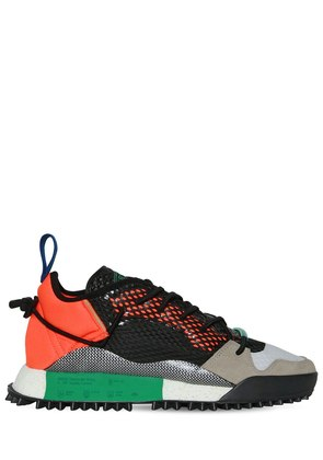 AW REISSUE RUN MESH SNEAKERS