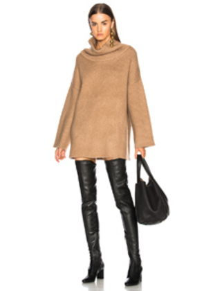 Soyer Faye Sweater Dress in Neutrals