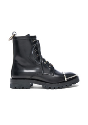 Alexander Wang Lyndon Boots in Black