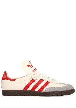 SAMBA CLASSIC OG LEATHER SNEAKERS