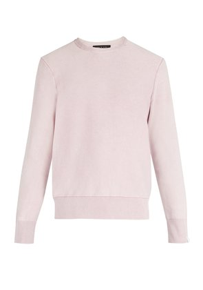 Anderson crew-neck cotton sweater