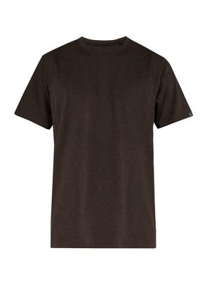 James speckled cotton T-shirt
