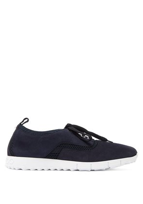 Jenson low-top suede trainers