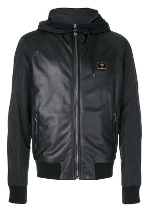 Dolce & Gabbana hooded jacket - Black