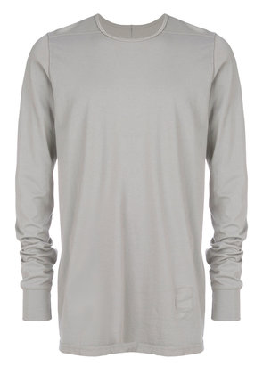 Rick Owens DRKSHDW Oversized Long sleeve T-shirt - Grey