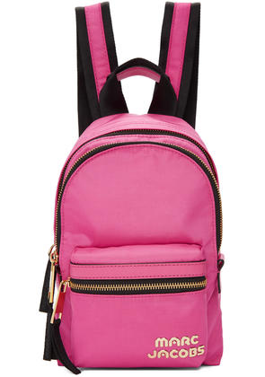 Marc Jacobs Pink Mini Backpack