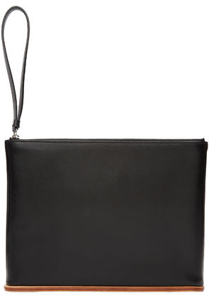 Building Block Black Large Pouch