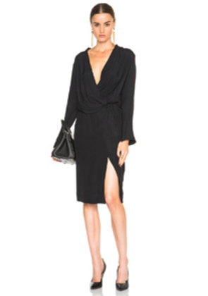 By Malene Birger Raya Dress in Black