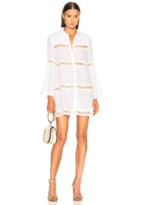 Alexis Elvine Dress in White