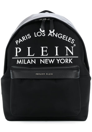 Philipp Plein Sébastien backpack - Black