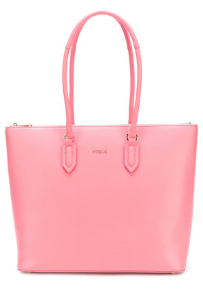 Furla medium shopper tote - Pink & Purple