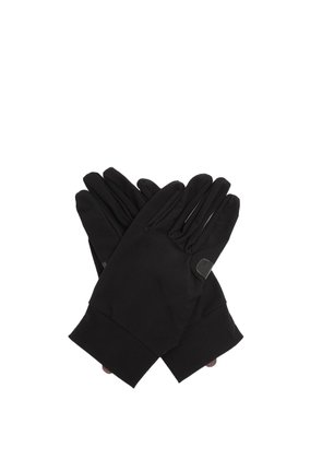 Technical windproof cycling gloves